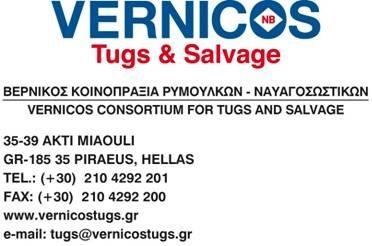 VERNICOS TUGS AND SALVAGE