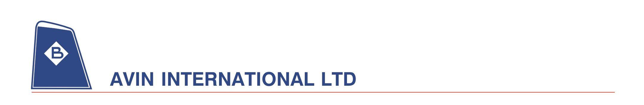 AVIN INTERNATIONAL LTD